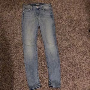 "NWOT Mother ""the looker"" light wash Jean"